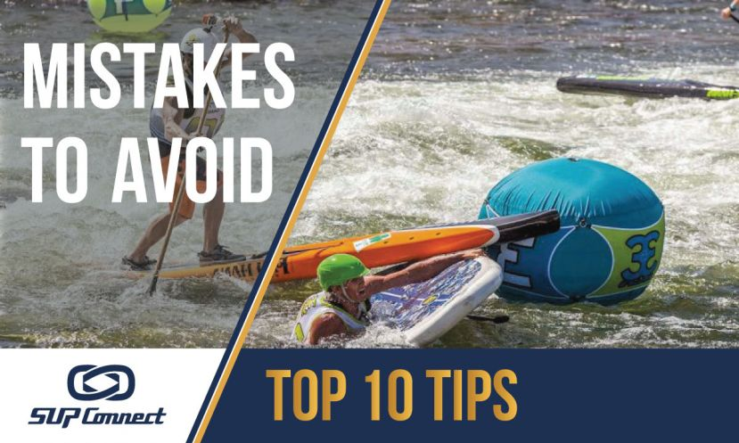 Top 10 SUP Race Organizing Mistakes