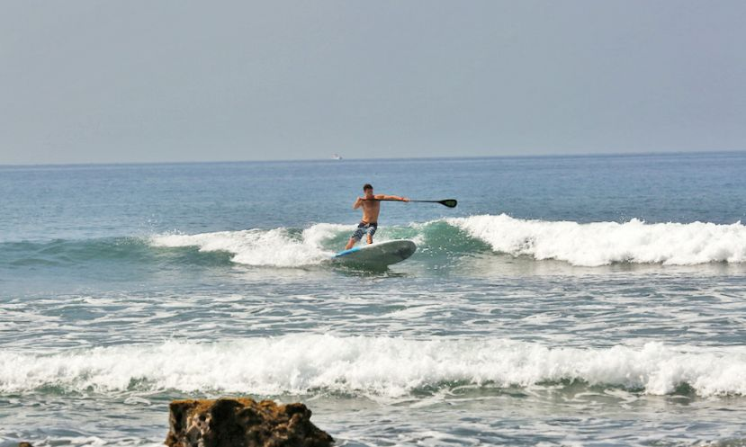 How To Do A Frontside Cutback On Your Paddleboard