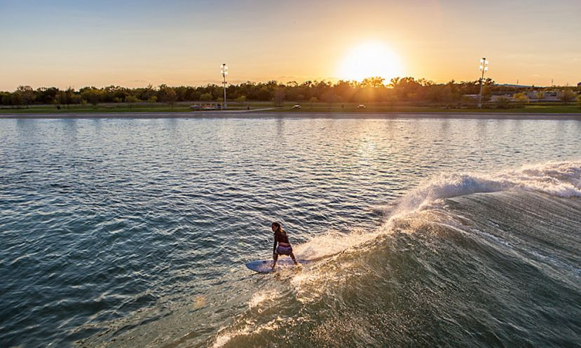 NLand Surf Park Opens In Austin This Week