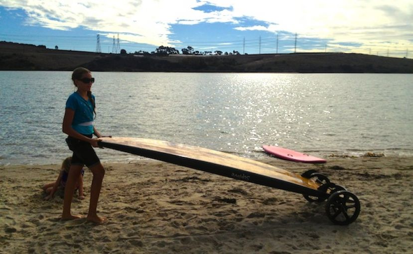 3 Tips for Choosing and Handling a SUP Board