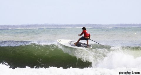 SUP's Saddened at Noosa Heads