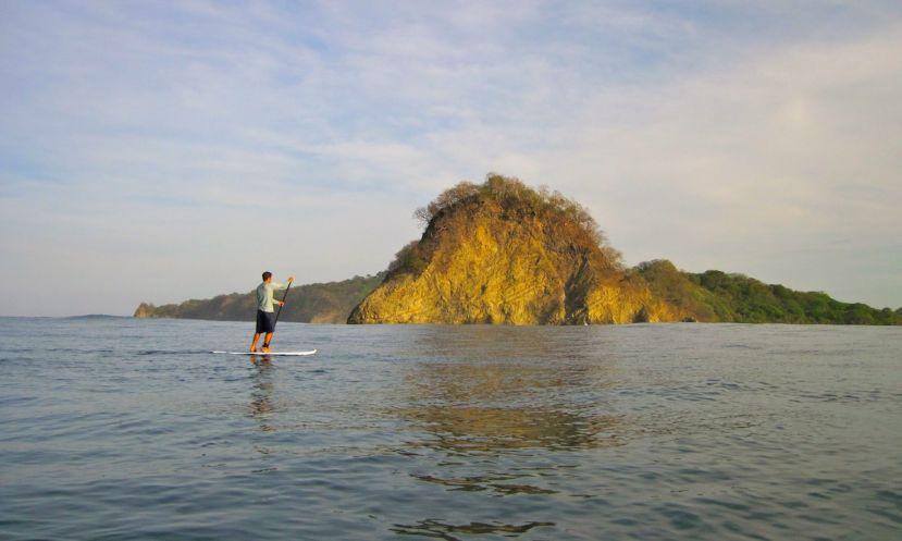 Paddle Boarding Nosara, Costa Rica