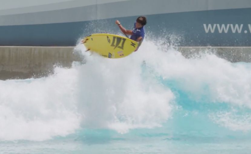 Team Naish Video: Desert Waves