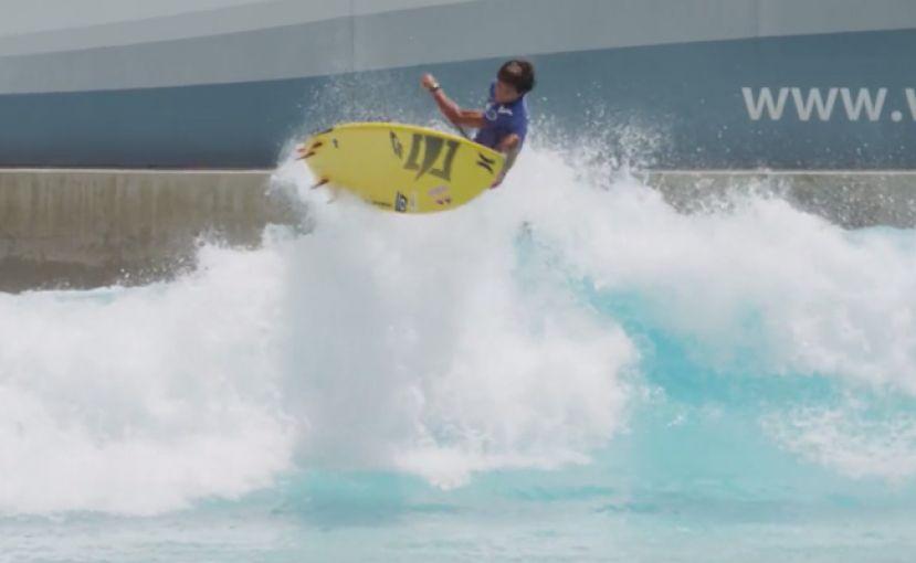 Team Naish Video: Desert Waves