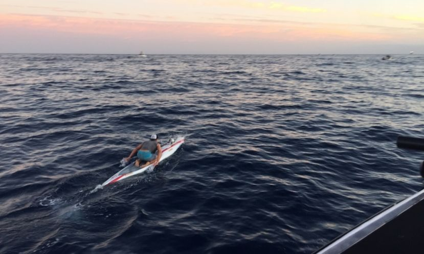 Surftech driving innovation in paddle boarding every year at the M2O. | Photo Courtesy: Surftech