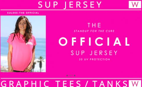 Buy Official Stand Up For The Cure Official Gear