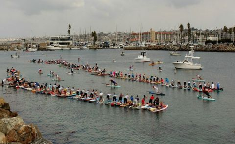 2014 Beyond The Shore Paddlefest