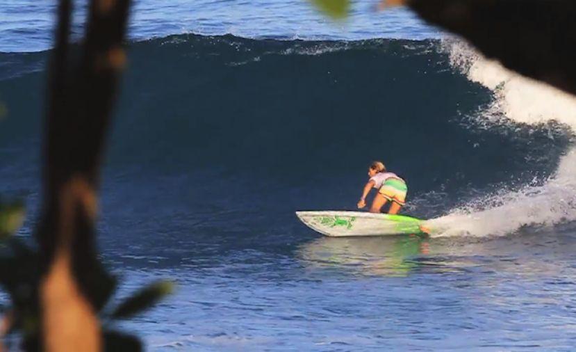 Iballa Moreno Rips In Hawaii