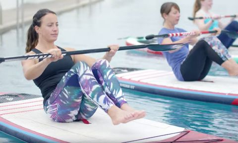 Enhance Your Workouts With SUP Fitness