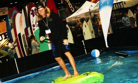 Surf Expo to Host Early Sup Demo