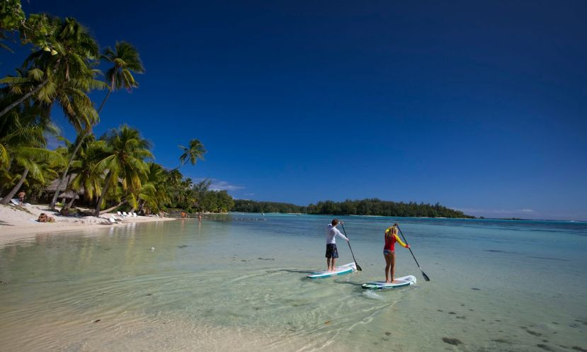 5 Reasons Tahiti Is The Perfect Place To Paddle Board