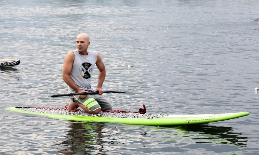 Dean Randazzo Prepares For His First 22.5-mile Race
