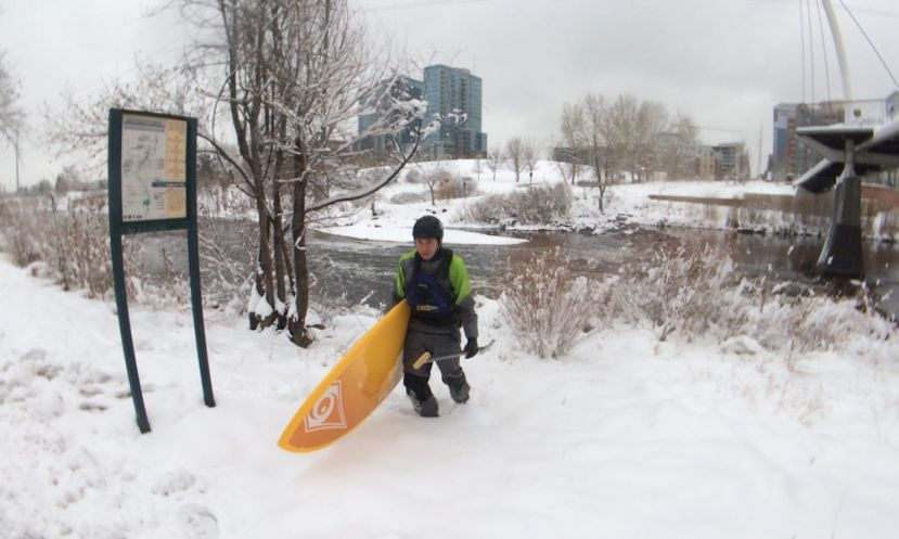 How To Layer Up For Cold Water Paddling