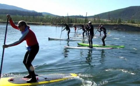 Will Dillon Lake & SUP Live Happily Ever After?