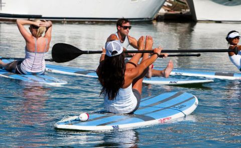 Stand Up Paddle Academy Set to Launch