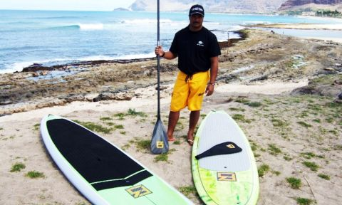 Focus Surfboards Signs Sam Pa'e