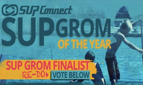 2012 Supconnect SUP Grom of the Year Re-Do