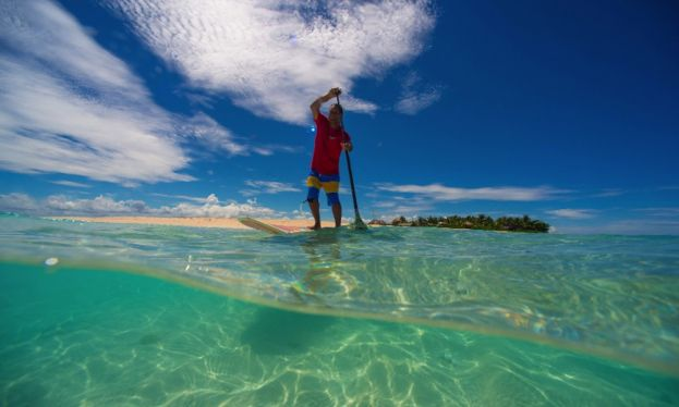 PaddleFit welcomes SUP Pioneer Dave Kalama to the team.