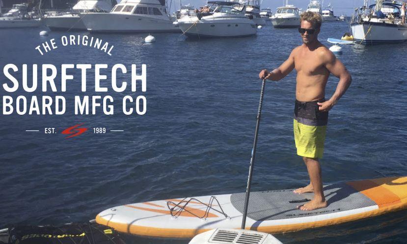 Brennan Rose Joins Surftech Team