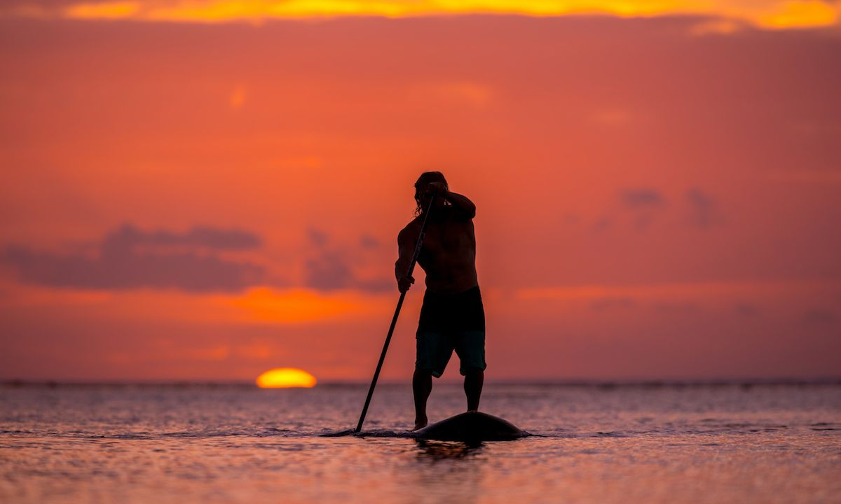 What exotic destination do you dream of paddling in? | Photo: Shutterstock