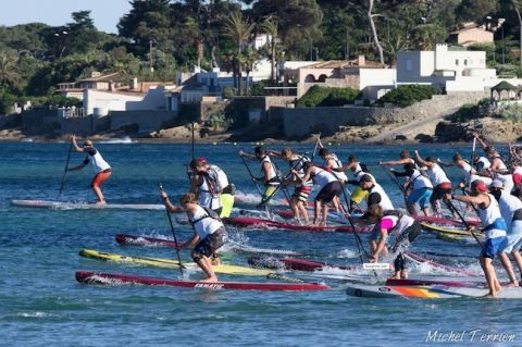 How To Cheat At Your Next SUP Race