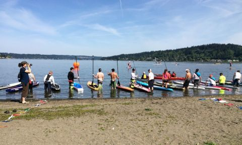 Largest Paddling Festival In The Northwest Splashes Down In May 2016