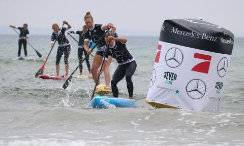 Who To Watch At Mercedes-Benz SUP World Cup 2017