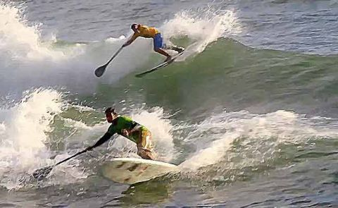 Best SUP Surfers in World Caught on Video