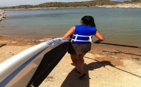 Standup Paddling Safety Tips