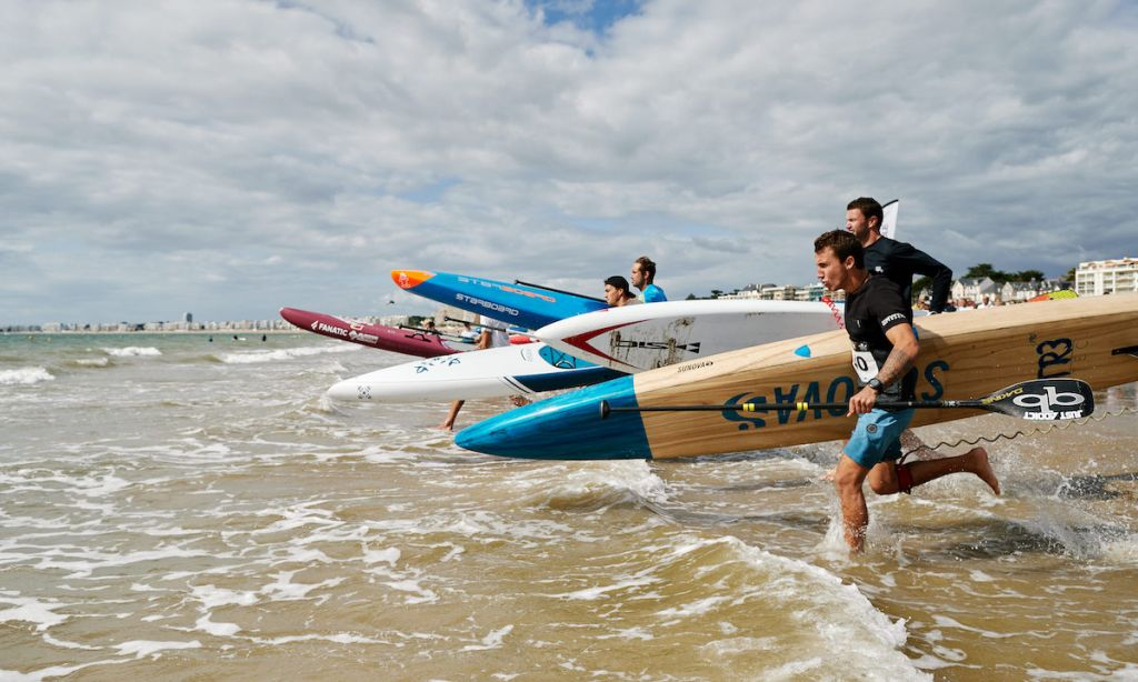 Pornichet Paddle Trophy Returns As First International Race for 2021
