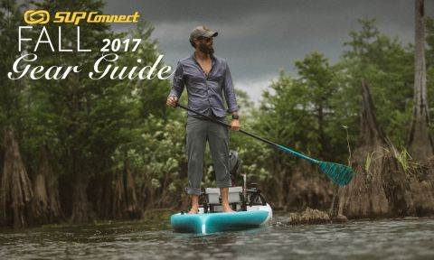 Fall Paddle Boarding Gear Guide 2017