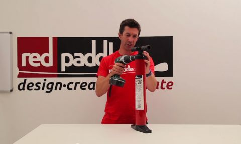How To Maintain Your Inflatable SUP Pump With Red Paddle Co.