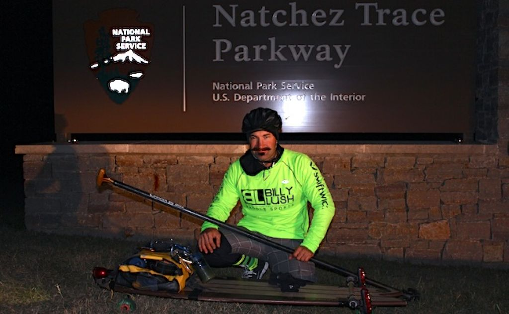 Paddling the Natchez Trace Parkway With Shane Perrin