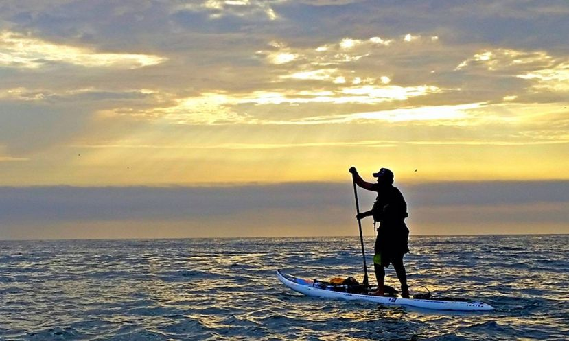 New Documentary Highlights SUP Expedition from Canada to Mexico