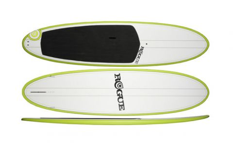 "Standup Paddle Board 10'6"" Tesoro by Rogue SUP Featured & Reviewed."