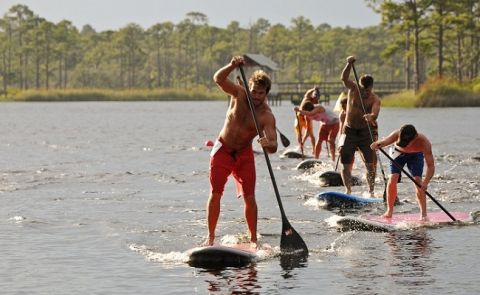 Should Stand Up Paddle Drafting Be Allowed?