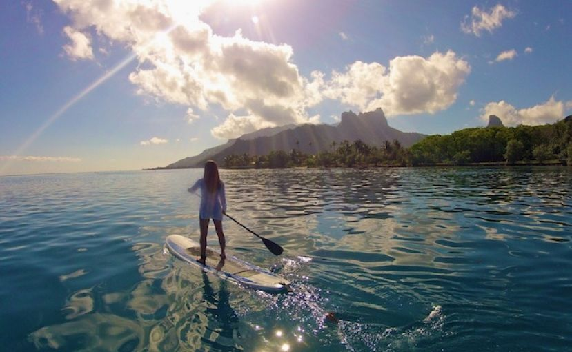 Best of Stand Up Paddling Around The World
