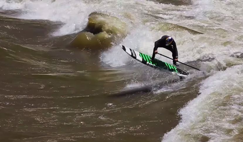 Boarding Pass: Glenwood Wave River Surfing
