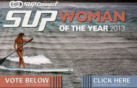 Top Supconnect Woman of the Year 2013
