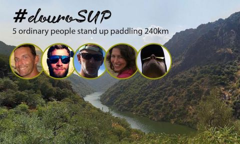 Paddlers Set To Take On 240km Stand Up Paddle Challenge