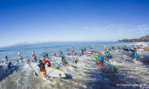 The 2015 Battle of the Paddle has been cancelled. | Photo: Tom Servais