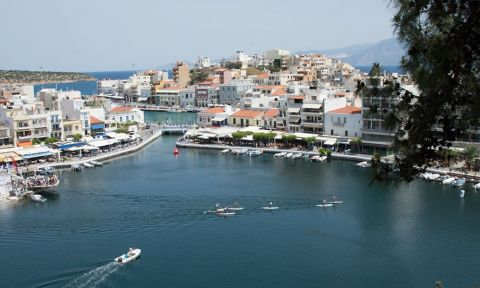 Photo courtesy: Agios Nikolaos on SUP
