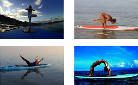 The SUP Yoga Synthesis