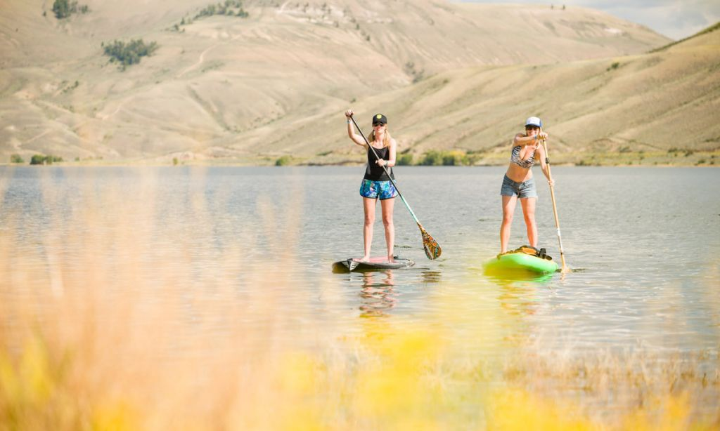 5 SUP Adventures Waiting For You In Gunnison, Colorado