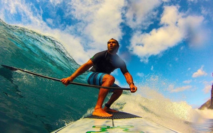 November SupConnect SUP Photo Contest Winner is: