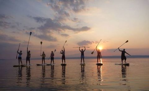 New Travel-Focused Standup Paddleboard Travel Company Launches