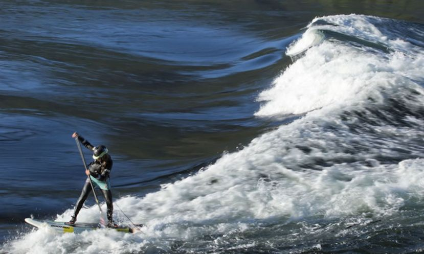 What Is River Surfing?