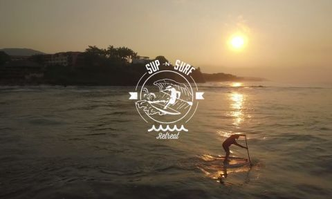 Sean Poynter & Ian Cairns Hosting Ultimate SUP Surf Retreat
