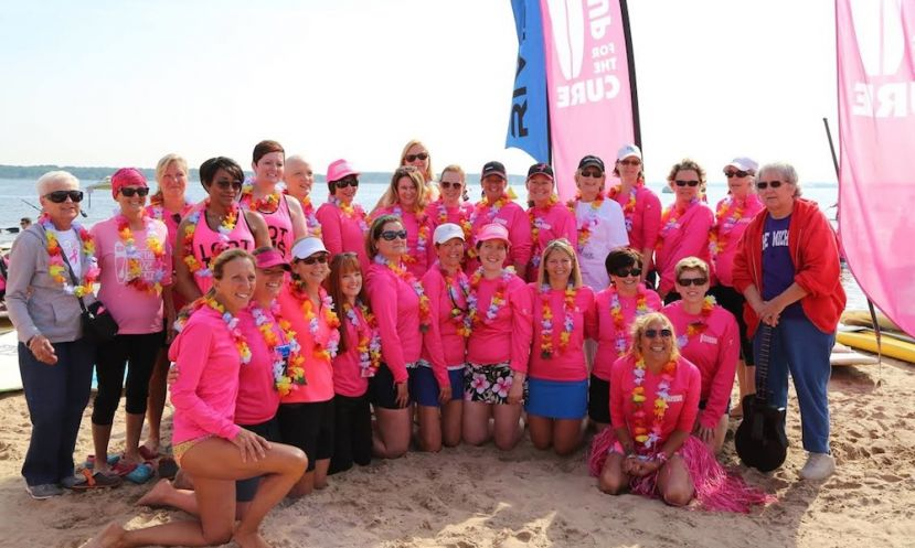 Standup For The Cure Muskegon Shatters Expectations