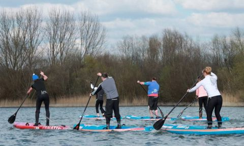 Stay SUPfit this winter with SUP Training!
